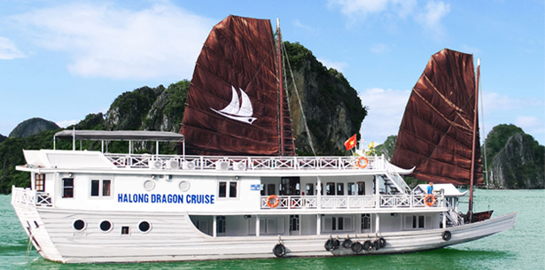 Tour Du thuyền Hạ Long Dragon Cruise 2 Ngày 1 đêm
