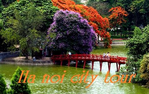 Tour Hà Nội City 1 ngày