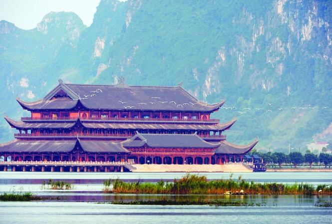 Tour chùa Tam Chúc - Địa Tạng Phi Lai Tự 1 ngày