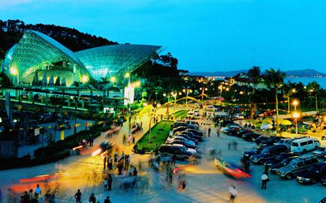 Tour Hạ long Tuần Châu 2 ngày