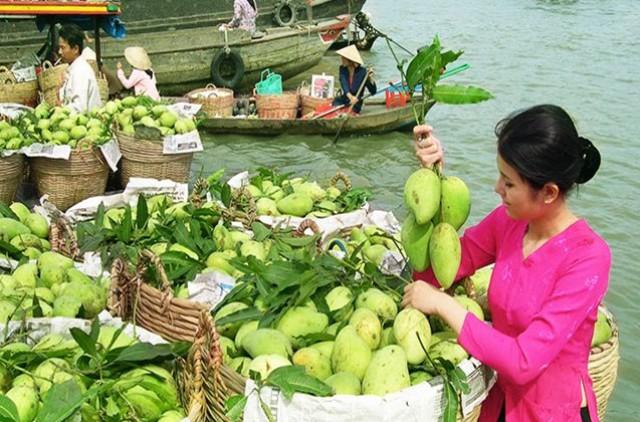 Tour Miền Tây 1 Ngày : Sài Gòn - Chợ Nổi Cái Bè