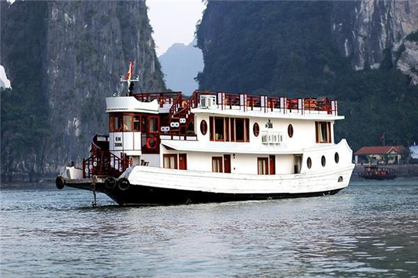 Tour du thuyền Hạ long Oriental Sails 3 sao 2 ngày 1 đêm