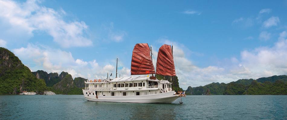Du Thuyền Hạ Long Aclass Cruise 3 ngày 2 đêm