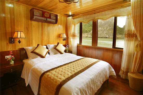 phòng ngủ du thuyền
