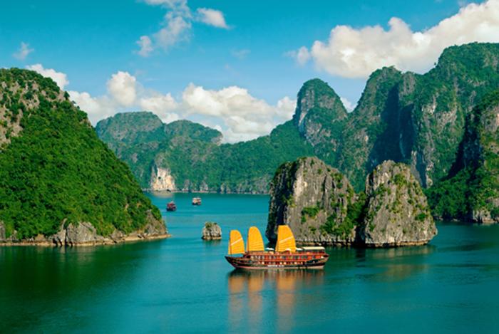 Tour Hạ long 2 ngày Ngủ khách sạn TP Hạ long