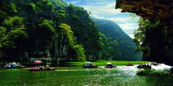 Tour Hoa Lư – Tam Cốc – Bái Đính - Tràng An 2 ngày 1 đêm