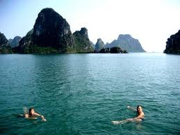 Tour Hạ Long :Du lich đảo Đảo Quan Lạn 3 Ngày 2 Đêm