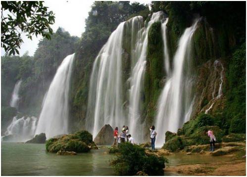 Tour Cao Bằng Pácpó Thác Bản Giốc Động Ngườm Ngao Hồ Ba bể