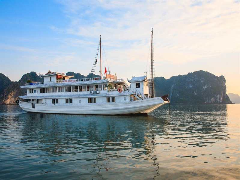 Tour Hạ Long 2 Ngày ngủ du thuyền 3*
