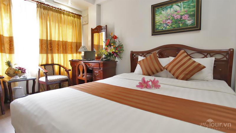 phòng Camellia hotel5